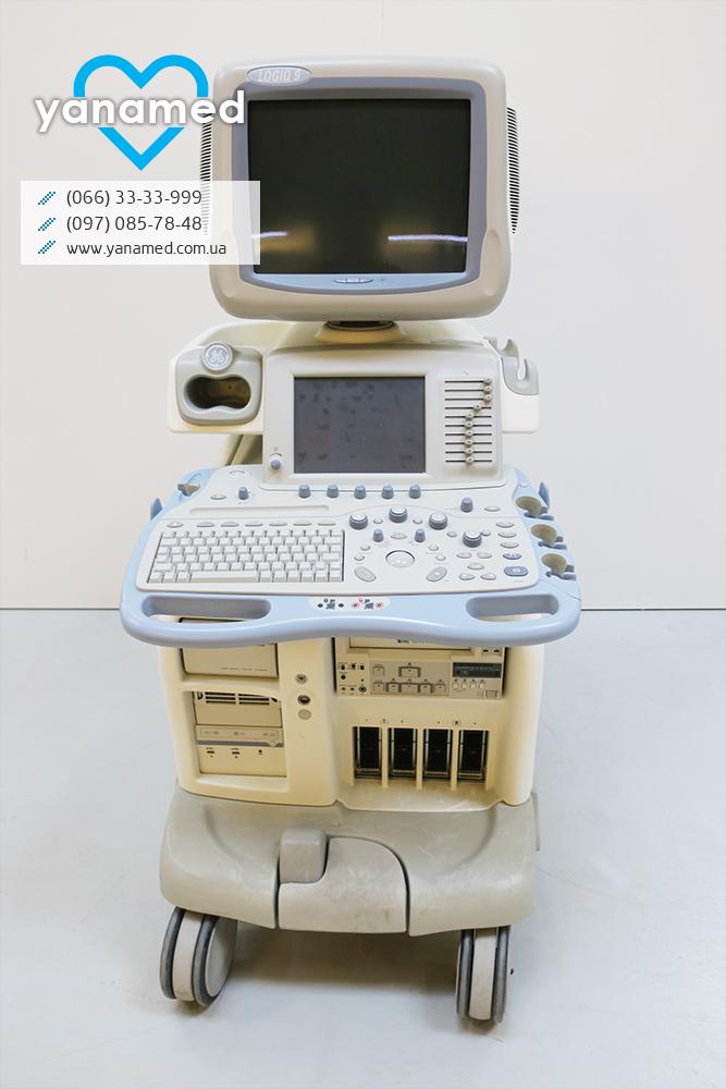 GE Logiq 9 2002-2004-фото-1