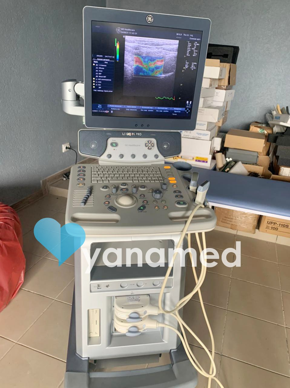 GE Logiq P6 Pro 2012-фото-1