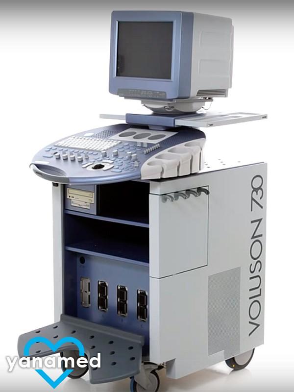GE Voluson 730 2006-фото-1