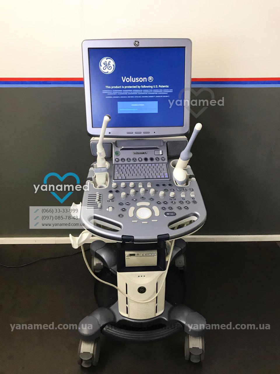 GE Voluson S8 2013-фото-1