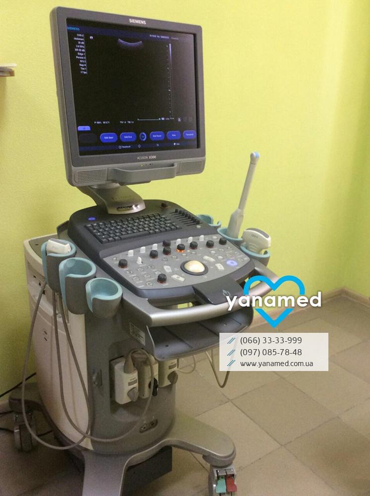 Siemens Acuson X300 PE 2011-фото-1